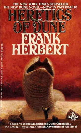 Book Cover Series Wiki : Heretics of dune fandom powered by wikia