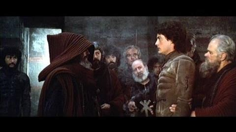 Dune - Extended Scene - Fremen Monk talks to Paul