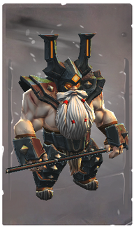 Duergar battlesworn