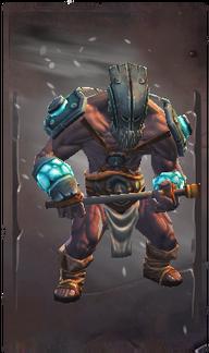 Kenashi warrior