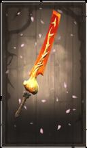 Hidetzu born of flame