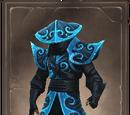 Nightmare shroud Armor