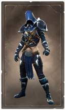 Chilling rimesteel armor
