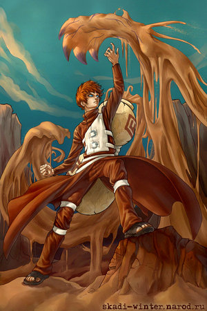 File:Gaara of the Desert by SnowSkadi.jpg