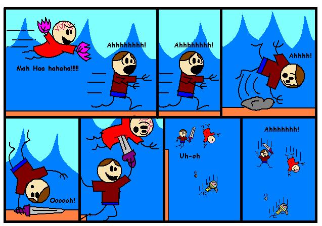 Gyaszkcomicone