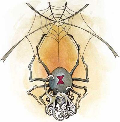 File:Lolth's Holy Symbol by Stephanie-Pui-Mun Law.JPG