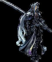 469px-Sephiroth Dissidia Artwork