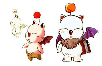 moogle 35e race dungeons and dragons wiki fandom