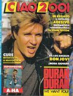 No.1 ciao 2001 magazine duran duran discogs discography wikipedia duranduran.com music