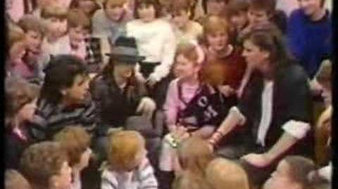 Duran Duran - Tommy Boyd Show - Part 2