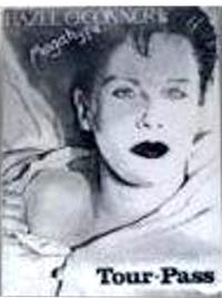 Hazel o'connor tour pass 1980 with duran duran