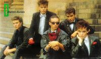 Duran duran discography discogs sony flyer