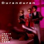Duran duran radio city music hall 1989