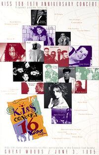 Poster duran duran 3 June 1995