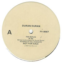 55 the reflex usa PV-8587 duran duran band discography discogs duranduran.com music