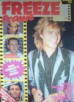 Freeze frame song wikipedia magazine poster usa duran duran simon le bon