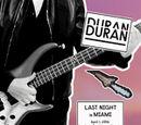 Duran Duran - 2016 Bootleg CDs