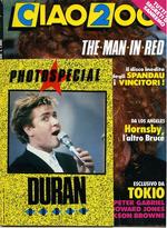 1 CIAO 2001 magazine duran duran italy no.7, 1987