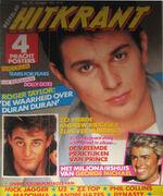 HITKRANT no. 11 1985 DURAN DURAN MADONNA wikipedia collection magazine netherlands