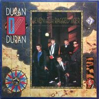 141 SEVEN AND THE RAGGED TIGER ALBUM DURAN DURAN EMI – EMC 1654541 DISCOGRAPHY DISCOGS MUSIC COM WIKI