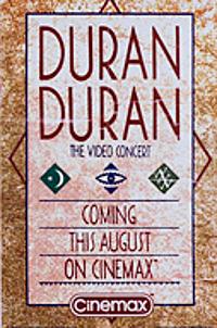 Poster duran duran poster 1984 xx