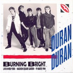 New york ny burning bright duran duran duran duran usa