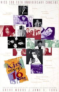 Poster duran duran 3 June 1995 200