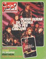 Ciao 2001 48 1984 magazine duran duran