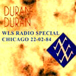 Duran duran wls radio chicago