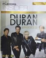 The players inside magazine duran duran wikipedia com