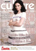 Culture magazine duran duran andy taylor 2011