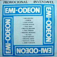 Emi-odeon 1 promocional invendavel duran duran