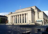 City Hall, Sheffield wikipedia duran duran show 1989