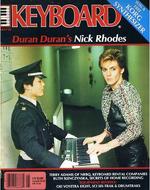 Duran duran keyboard magazine