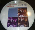 Girls On Film israel picture disc bootleg duran duran wikipedia discogs collection