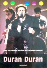 Duran duran by autori vari author book gammalibri