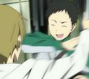 Mikado and Masaomi