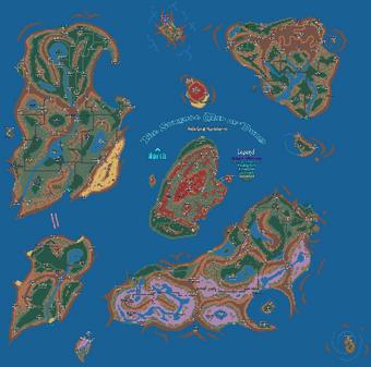 Duris Surface Maps (Sniktiorg Version)