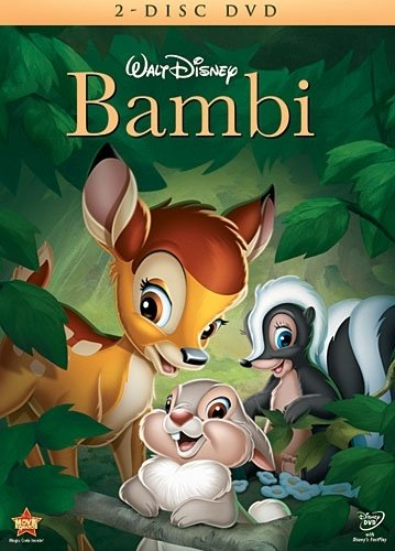 5._Bambi_(1942)_(Diamond_Edition_2-Disc_