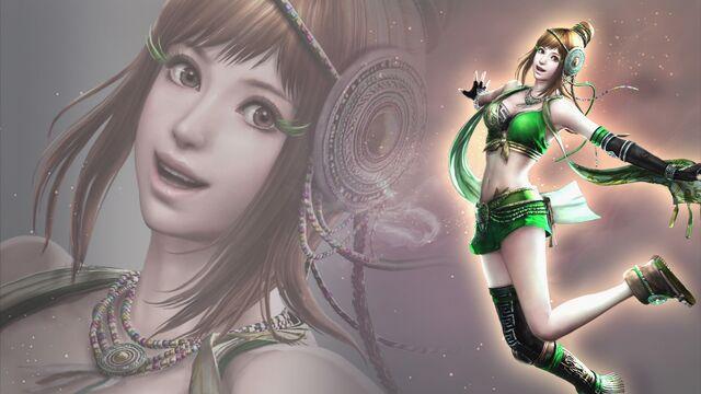 File:Bao Sanniang Wallpaper (WO3 DLC).jpg