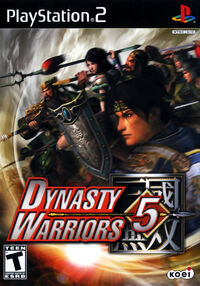 Dynasty Warriors 5 Case