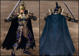 Edit Male Outfit - Demon's Armor (DW5)