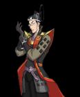 Pokemon Conquest - Generic Tactician 3