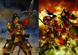 Dynasty Warriors 4 Artwork - Lu Meng