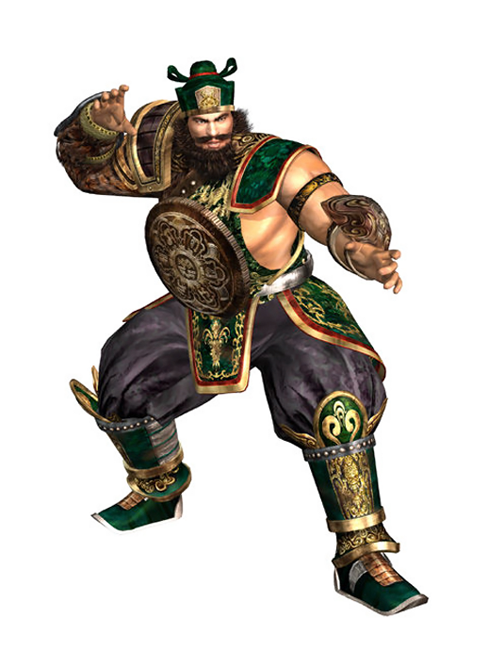 zhang fei dynasty warriors 8 - photo #8