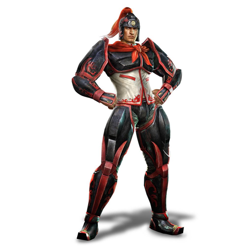 Warriors Orochi 3 9 Tails: Image - Taishici-dw7-dlc.jpg