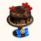 Bitter Chocolate Cake (TMR)