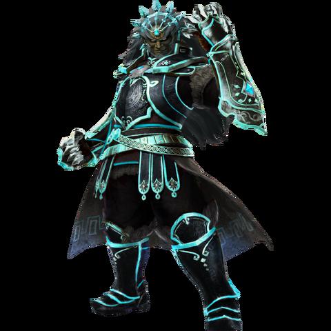 File:Ganondorf Alternate Costume (HWL).png