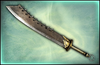Nine-Ringed Blade - 2nd Weapon (DW8)