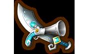 File:Pistol & Cutlass - 2nd Weapon (HW).png
